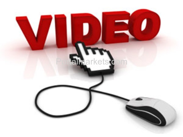 Online Video Creation Service for Advertising Your Business Product or Service Online - 1/1