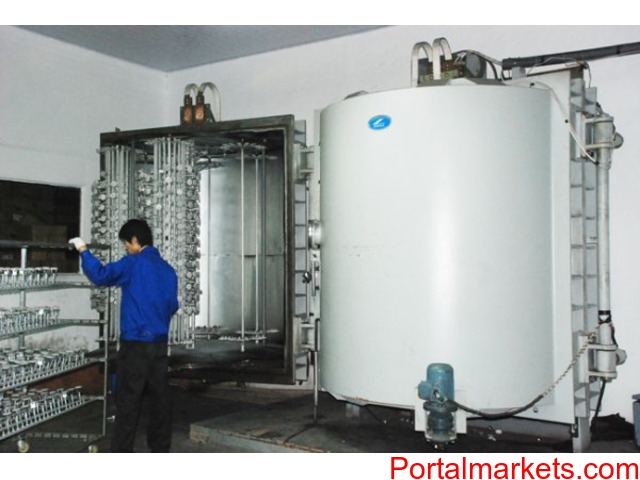 Thermal evaporation metallizer - 2/4