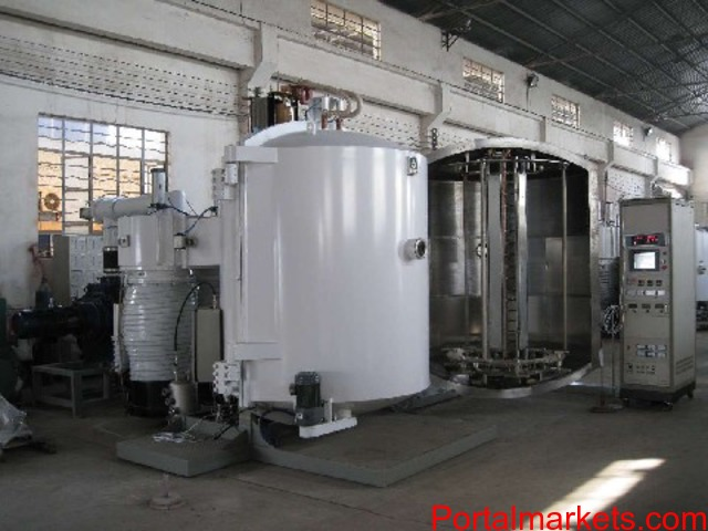 Thermal evaporation metallizer - 4/4