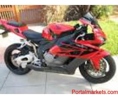 Accurate and reliable high performant Honda Bike