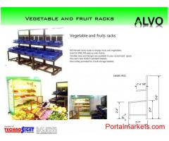 Fruits and Vegetable Racks