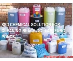 Best 2015 SSD Chemical Solution for cleaning black dollars +918376967641