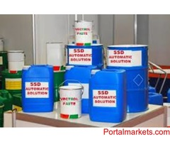 SSD S2 CHEMICAL SOLUTION FOR CLEANING BLACK DOLLARS, EUROS, POUNDS