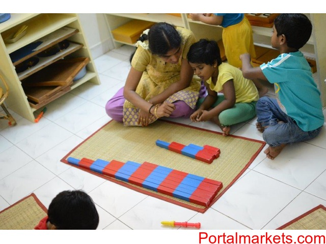 Bodhana Montessori House of Children - 1/1