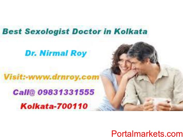 Welcome to Dr. Nirmal Roy's Specialist Clinic,Sexual Disease Specialist in Kolkata,India - 1/3