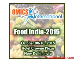 7th Indo-Global Summit and Expo on Food & Beverages