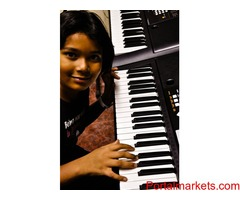 Required music teachers western instruments for Keyboard