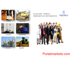 Let your offshore manufacturing manpower recruitment come from us