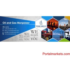 Optimize your oil and gas recruitment using our manpower service