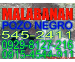 NO 1 ANNE Malabanan Siphoning Pozo Negro/Plumbing Services 5832907/5452411/09154544911/09298127216