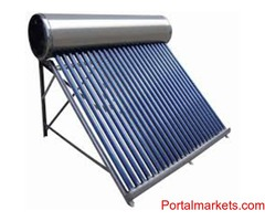 ACTIVE PLUS : Save Money& Save Power With Active plus solar water heater
