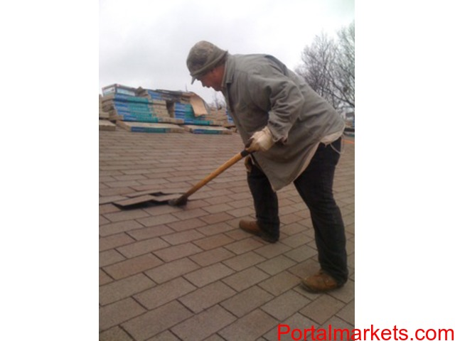 Canadian Companies looking to hire Roofing Foreman - 1/1