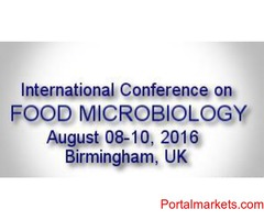 International Conference on Food Microbiology