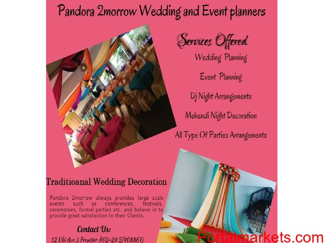 Traditional Weddings Planner in Singapore - 3/3