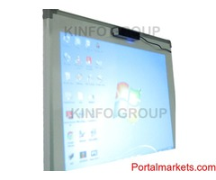 Finger touch portable interactive whiteboard in Gujarat