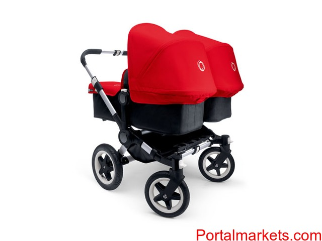 Bugaboo Donkey Twin Travel System Package 2 - Collection 2015 - 1/1