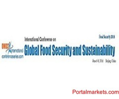 Global Food Security and Sustainability Conference