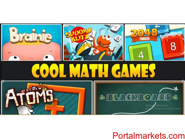 Cool Math Games for Kids - Online Games - 1/4