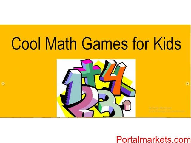 Cool Math Games for Kids - Online Games - 2/4