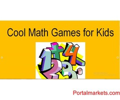 Cool Math Games for Kids - Online Games