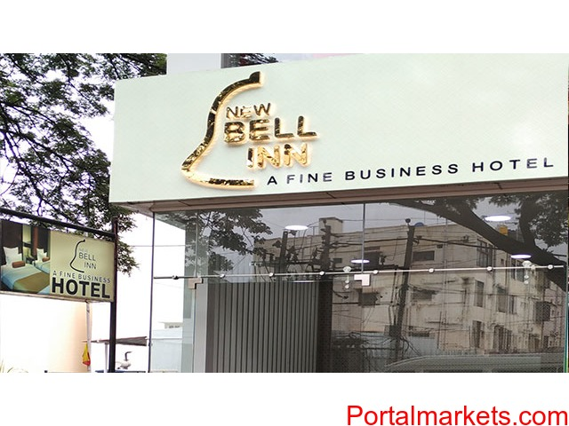 Hotels near International Exhibition Center Bangalore - 1/3
