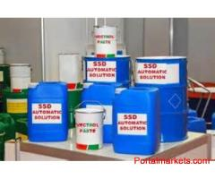 we also sale chemical like ssd automatic solution from cleaing black dollars call 0091-7838365969