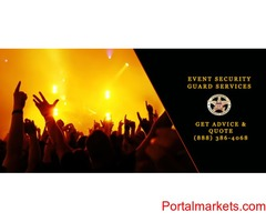 Event Security Guards by National Security Service