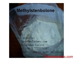 Methyl Stenbolone Anabolic Powder CAS 5197-58-0  using for gaining Anabonic Sterods muscle  hormone