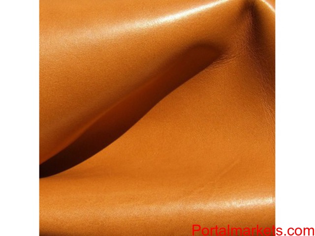 Vegetable Tanned Leather Manufacturer & Expoter - 1/1