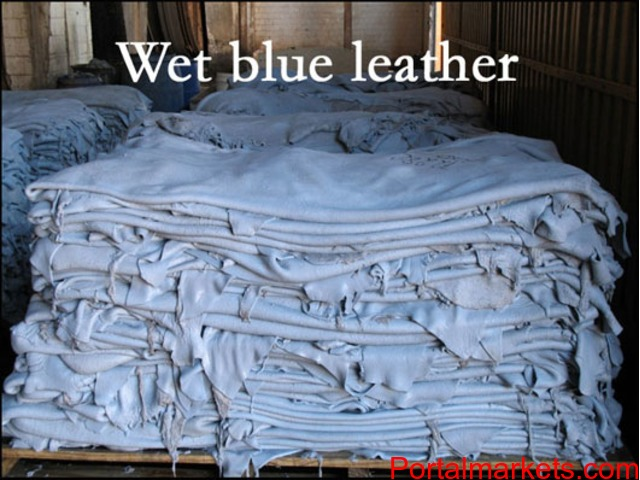 Wet Blue Leather Manufacturer & Expoter - 1/1