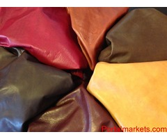 Pull Up Leather Manufacturer & Expoter