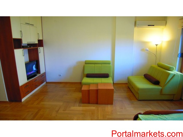 Rent a flat Podgorica, rent apartment, short term apartments, lettings, daily rental - 1/1