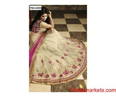 Wedding Bridal Designer Party Wear Sarees and Dresses Online Shopping 2016 at Pavitraa.in