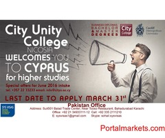 Study In Cyprus - Apply Now