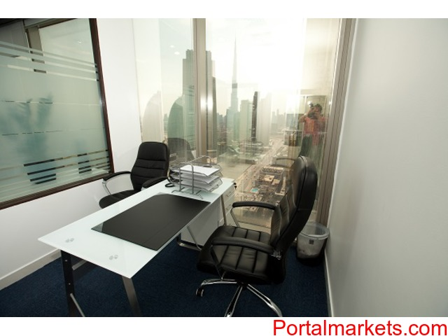 Service office for rent - 2/4