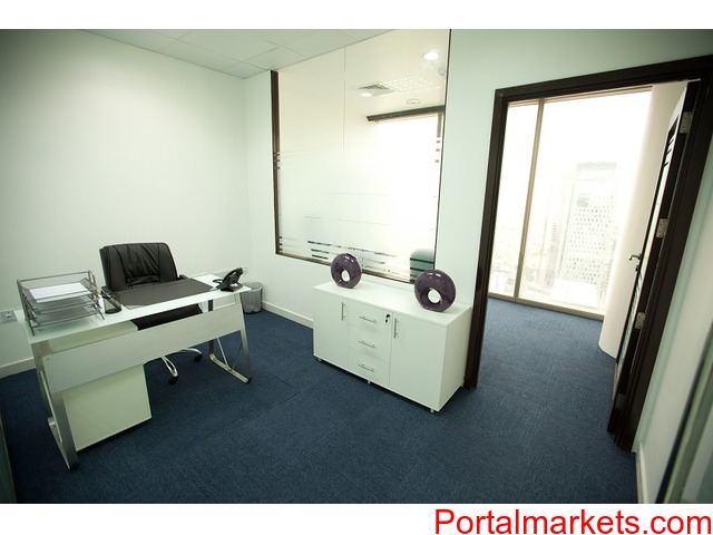Service office for rent - 3/4