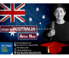 Study In Australia - Apply Now