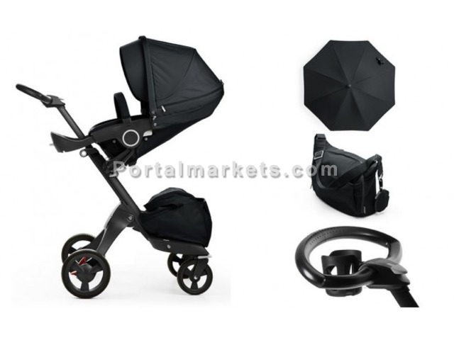 Stokke Xplory V4 Izi Go Travel System - Collection 2015 - 2/2