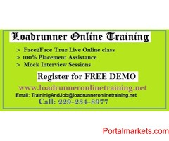 Load Runner Online Training with Job Assistance