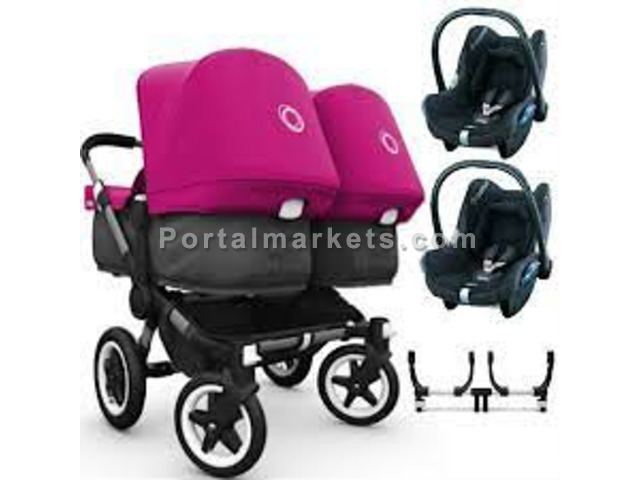 Bugaboo Donkey Twin Travel System Package 2 - Collection 2015 - 2/2