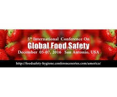 5th International Conference on Global Food Safety