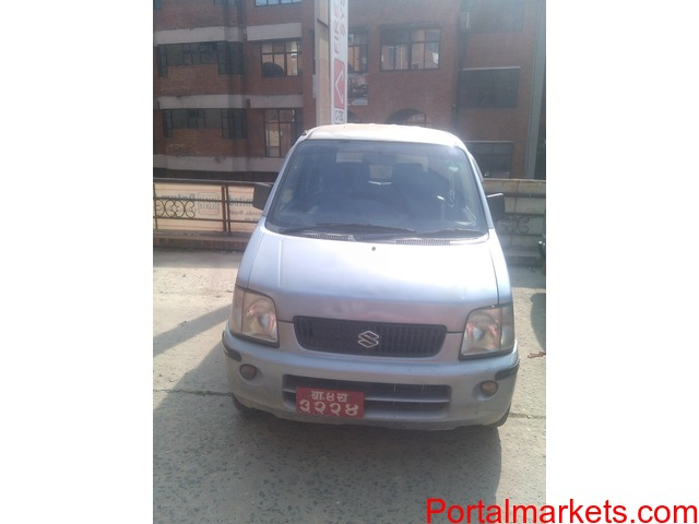 2002 model wagon R on sale - 1/1