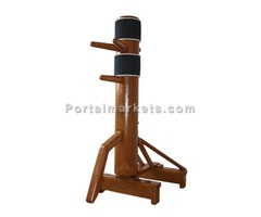 Wooden Dummy Wing Chun manufacturing and delivery