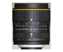 BALAJI OPTICS | LARGE FORMAT F-MOUNT LENSES | MACHINE VISION | FRANCE