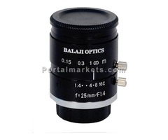 BALAJI OPTICS | MACHINE VISION LENS | MACHINE VISION | FRANCE
