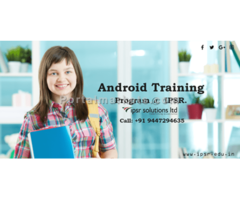 Best Android application development training Kochi | ipsr
