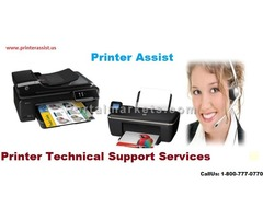 Printer Support Services | Printer Technical Support Services