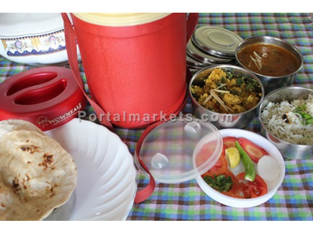 Wowmealz Caterers Tiffin Service - 2/3