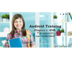 Android Training Institutes Trivandrum | Training IPSR Solutions