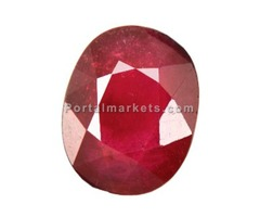 ruby gemstone only rs 3100 from dharmikshakti.in